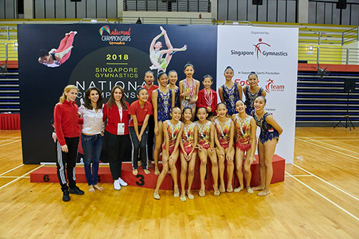 10th Singapore Gymnastics National Championships 42
