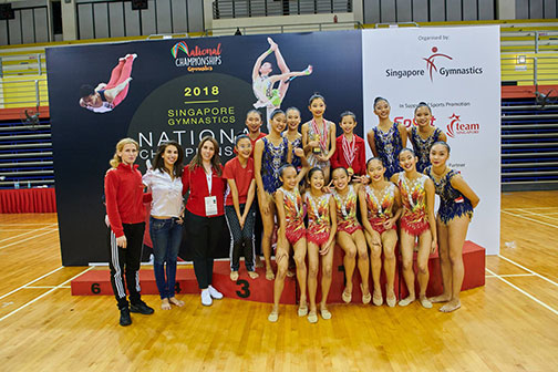 10th Singapore Gymnastics National Championships 43
