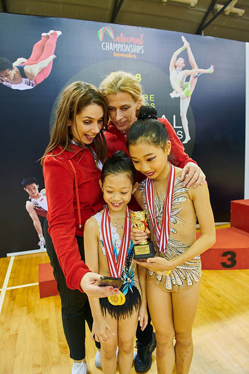 10th Singapore Gymnastics National Championships 45