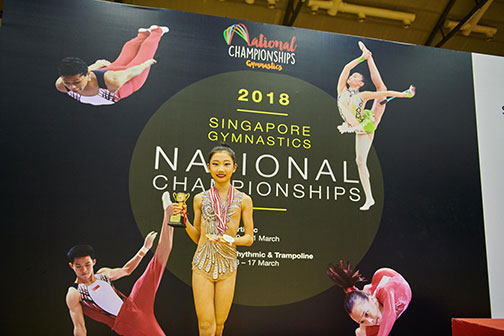 10th Singapore Gymnastics National Championships 46