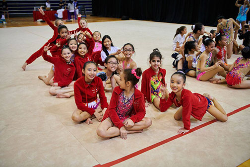 10th Singapore Gymnastics National Championships 48