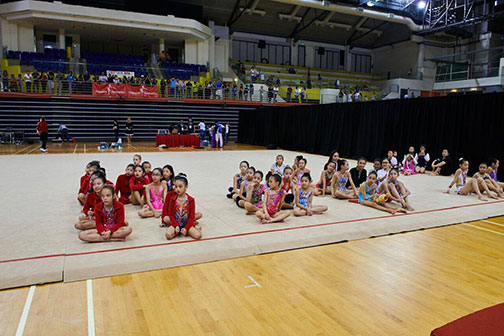 10th Singapore Gymnastics National Championships 49