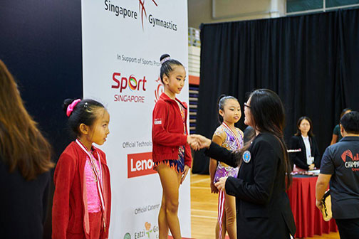 10th Singapore Gymnastics National Championships 50