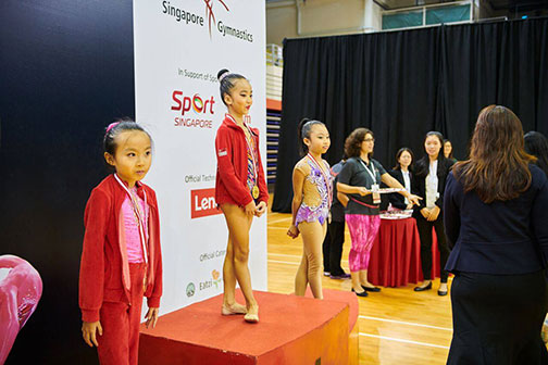 10th Singapore Gymnastics National Championships 51