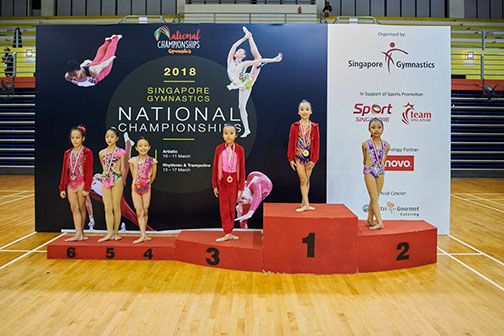 10th Singapore Gymnastics National Championships 52