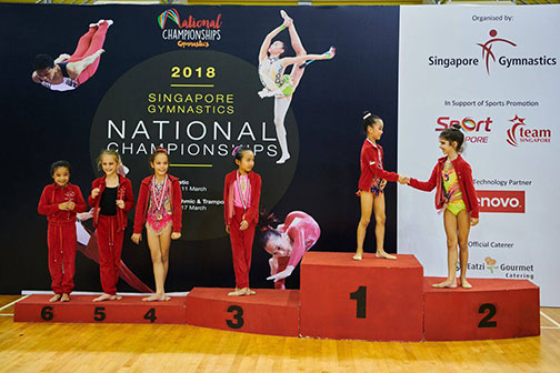 10th Singapore Gymnastics National Championships 53