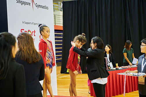 10th Singapore Gymnastics National Championships 54
