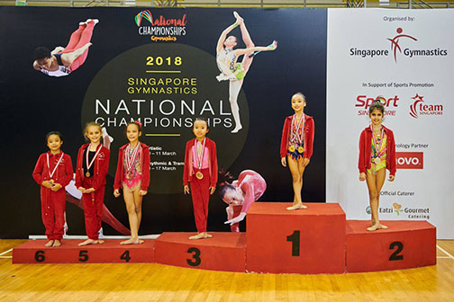 10th Singapore Gymnastics National Championships 56
