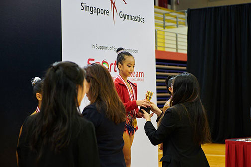 10th Singapore Gymnastics National Championships 57
