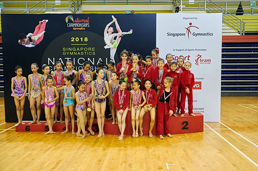 10th Singapore Gymnastics National Championships 59