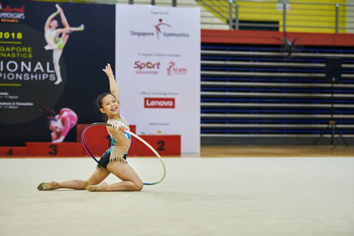 10th Singapore Gymnastics National Championships 6