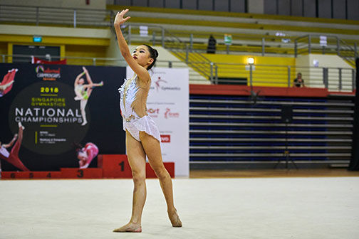 10th Singapore Gymnastics National Championships 9
