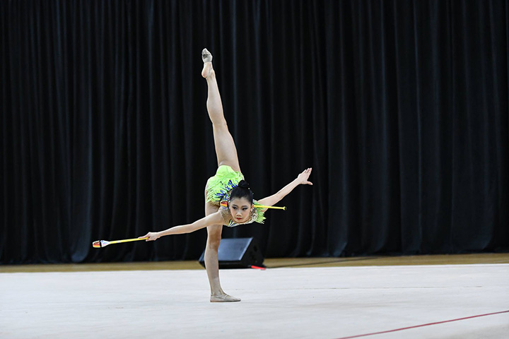 Singapore Gymnastics National Championships 2019 10