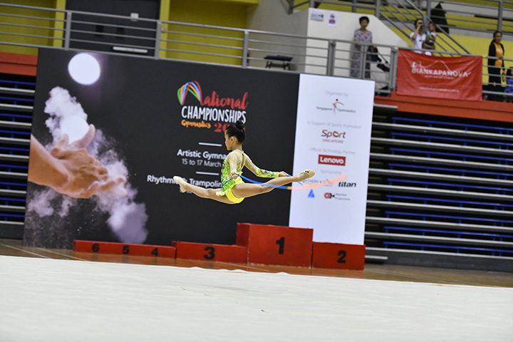 Singapore Gymnastics National Championships 2019 11