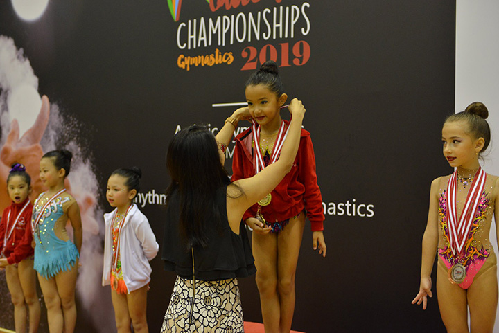 Singapore Gymnastics National Championships 2019 14