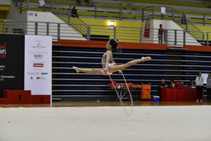 Singapore Gymnastics National Championships 2019 15