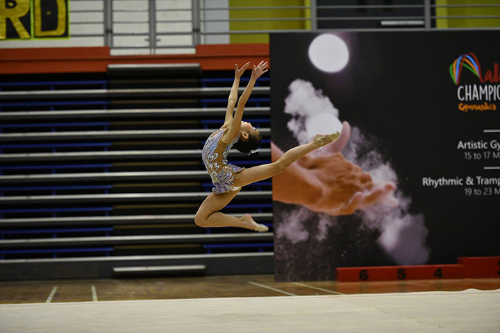 Singapore Gymnastics National Championships 2019 17