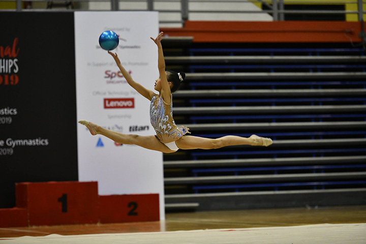 Singapore Gymnastics National Championships 2019 18