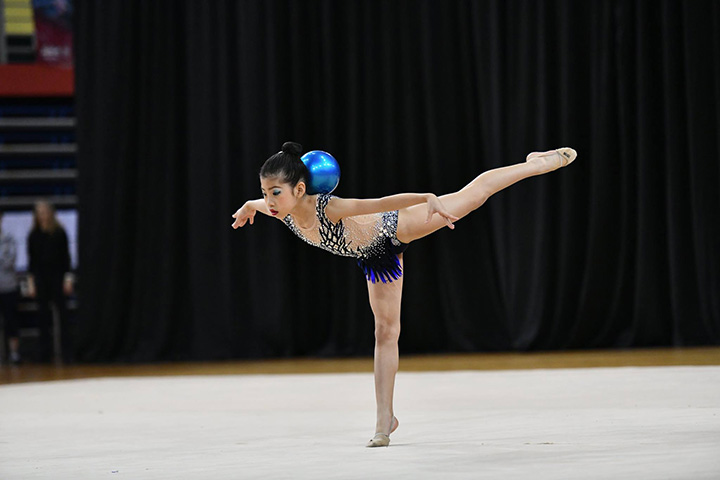 Singapore Gymnastics National Championships 2019 2