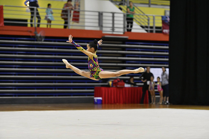 Singapore Gymnastics National Championships 2019 21