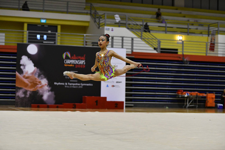 Singapore Gymnastics National Championships 2019 23