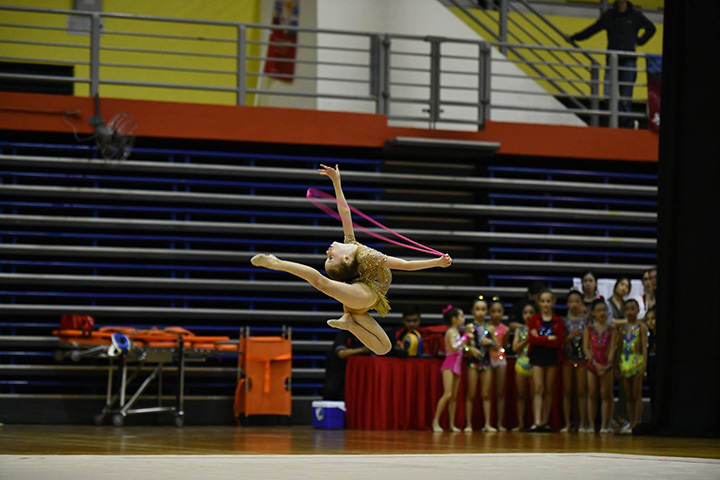 Singapore Gymnastics National Championships 2019 25