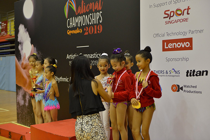 Singapore Gymnastics National Championships 2019 27