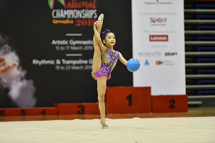 Singapore Gymnastics National Championships 2019 28