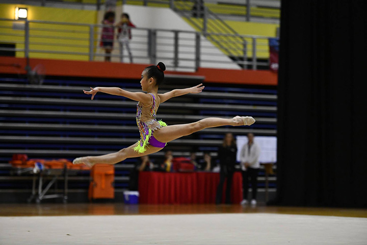 Singapore Gymnastics National Championships 2019 3