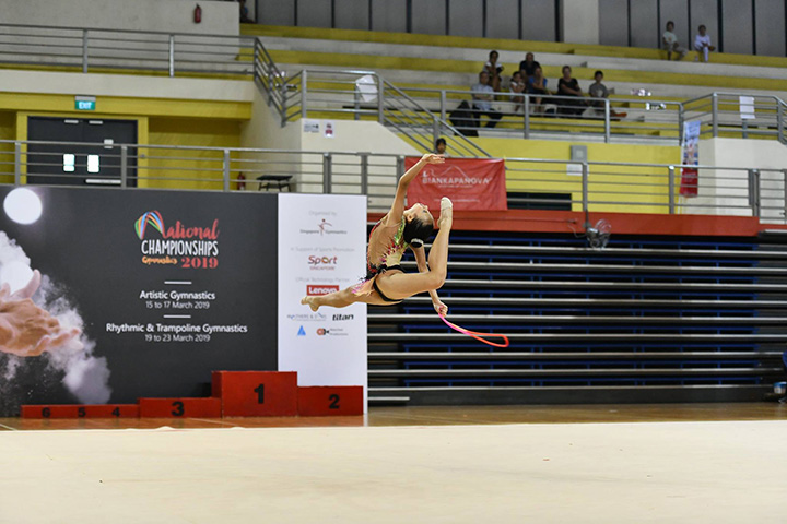Singapore Gymnastics National Championships 2019 30