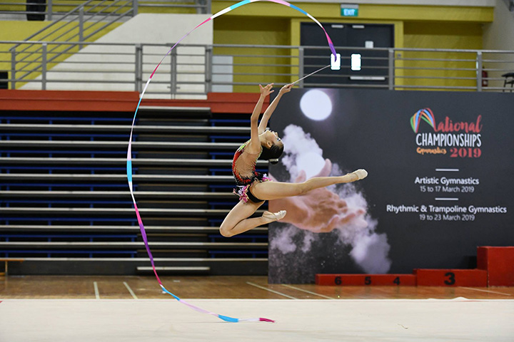 Singapore Gymnastics National Championships 2019 31