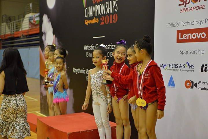 Singapore Gymnastics National Championships 2019 33