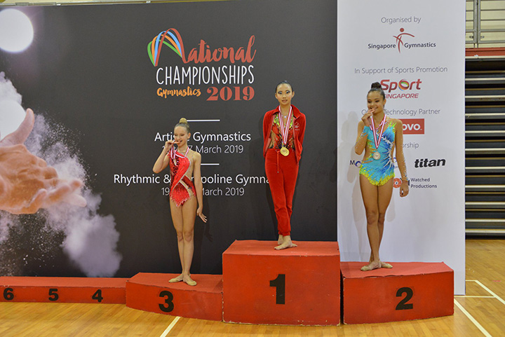 Singapore Gymnastics National Championships 2019 36