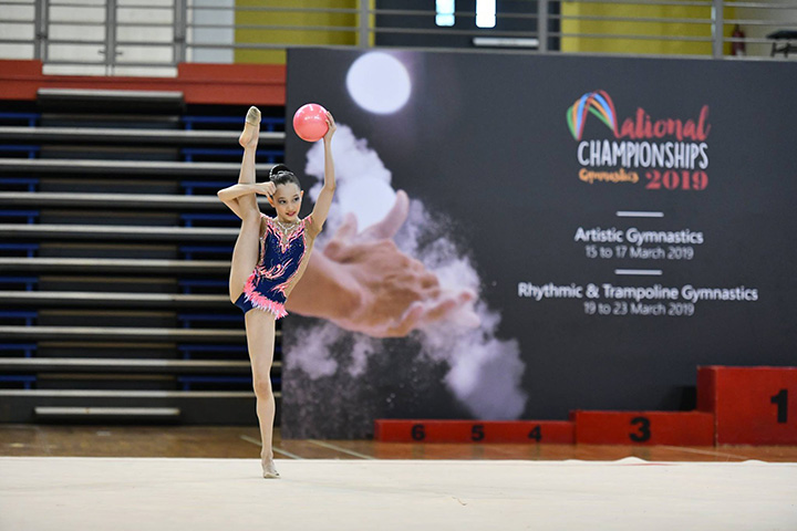 Singapore Gymnastics National Championships 2019 37
