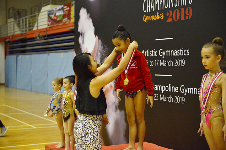Singapore Gymnastics National Championships 2019 38