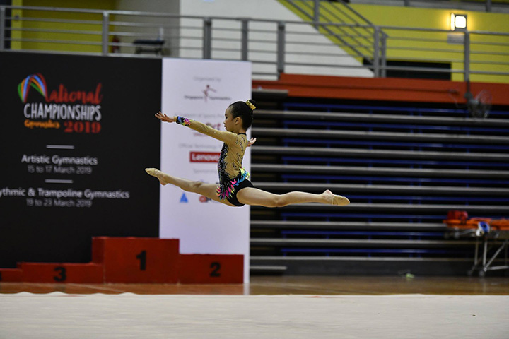 Singapore Gymnastics National Championships 2019 4