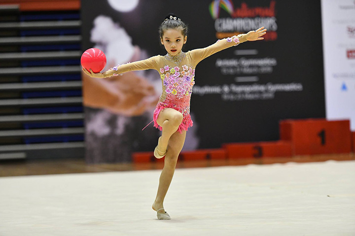Singapore Gymnastics National Championships 2019 40