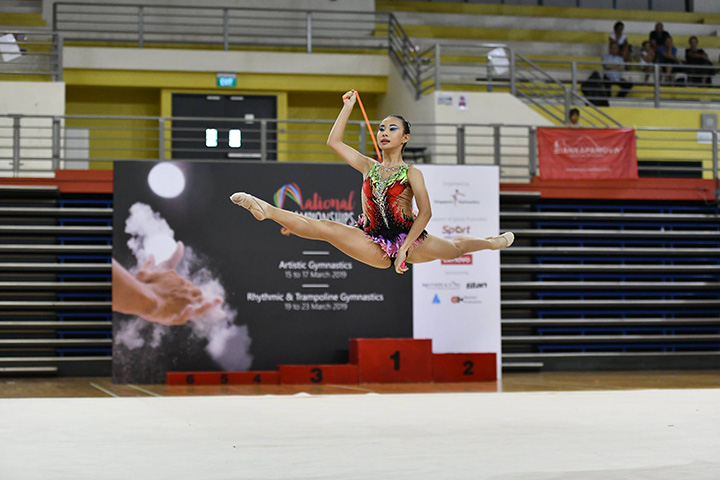 Singapore Gymnastics National Championships 2019 41