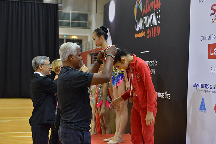 Singapore Gymnastics National Championships 2019 42