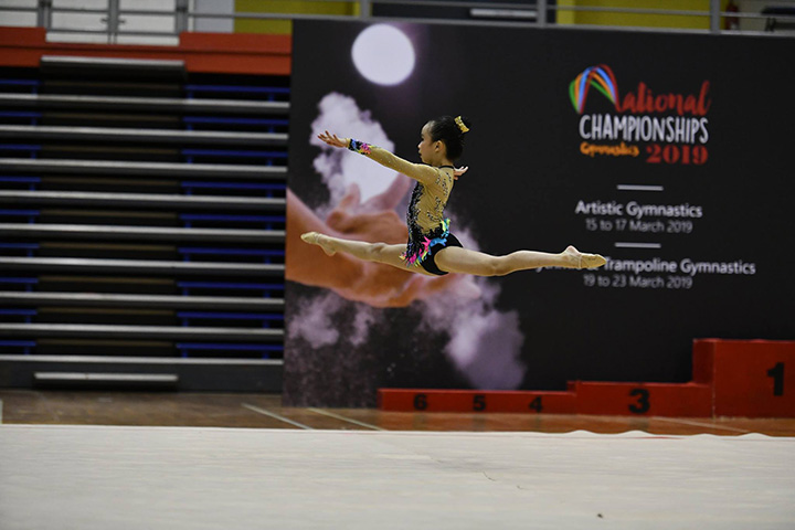 Singapore Gymnastics National Championships 2019 43