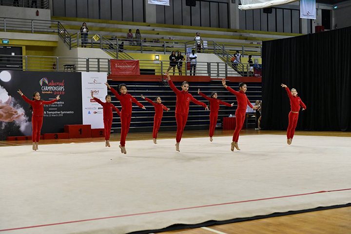Singapore Gymnastics National Championships 2019 48