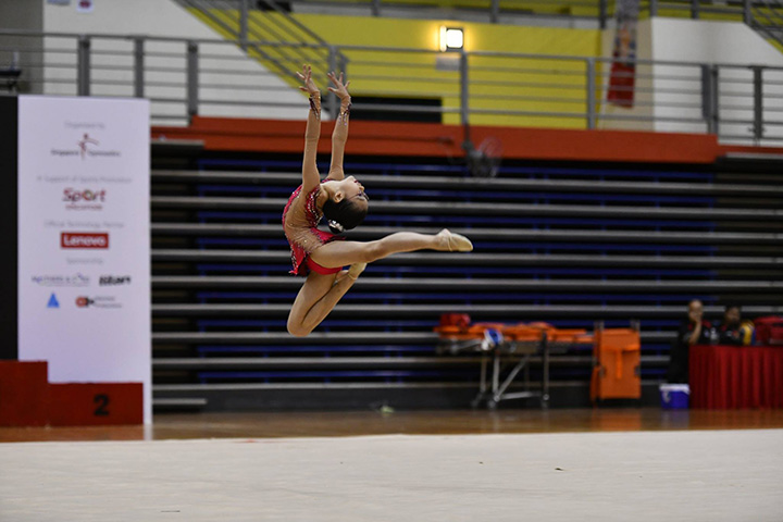Singapore Gymnastics National Championships 2019 49
