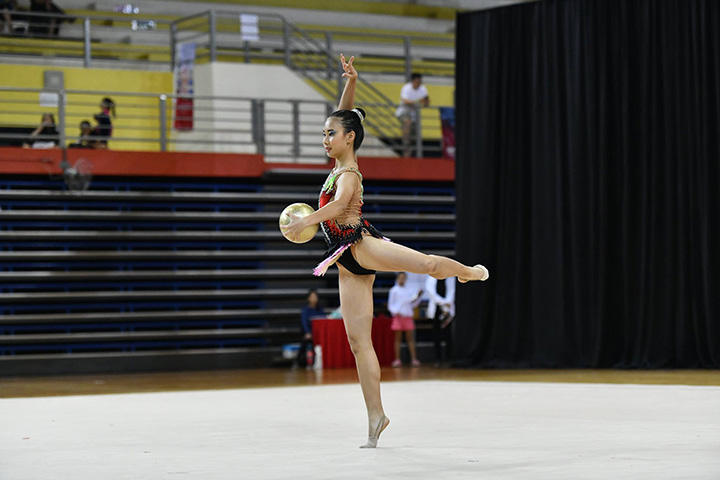 Singapore Gymnastics National Championships 2019 50