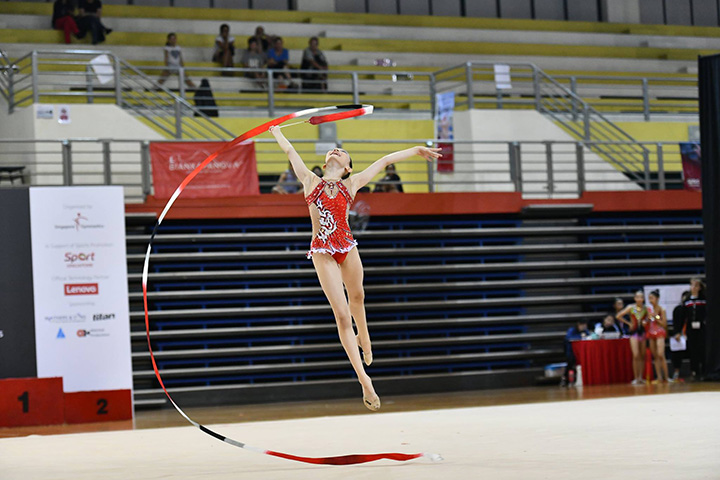 Singapore Gymnastics National Championships 2019 52
