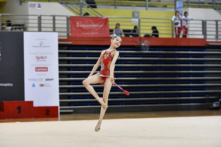Singapore Gymnastics National Championships 2019 53