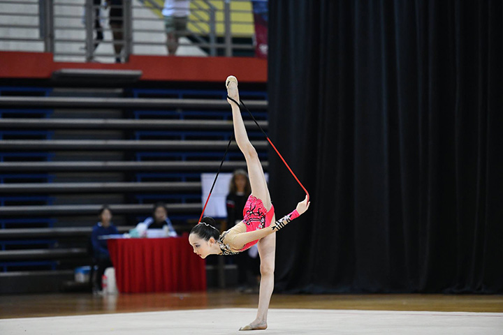 Singapore Gymnastics National Championships 2019 55