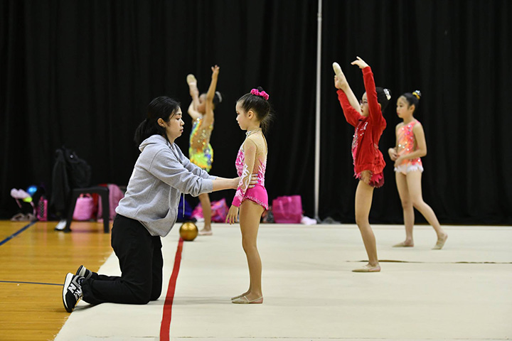 Singapore Gymnastics National Championships 2019 57