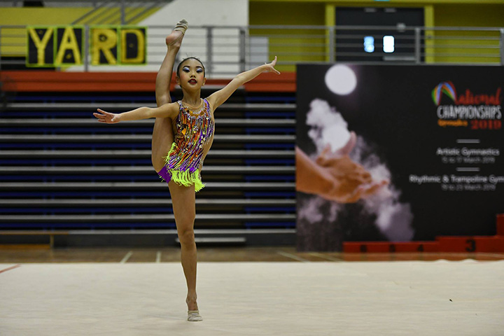 Singapore Gymnastics National Championships 2019 58