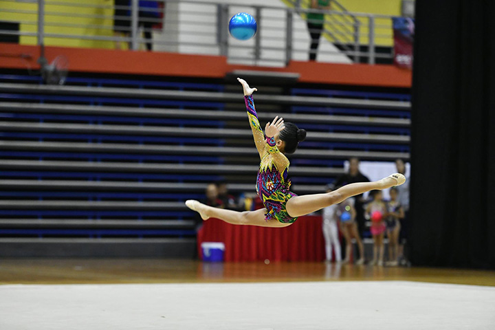 Singapore Gymnastics National Championships 2019 59