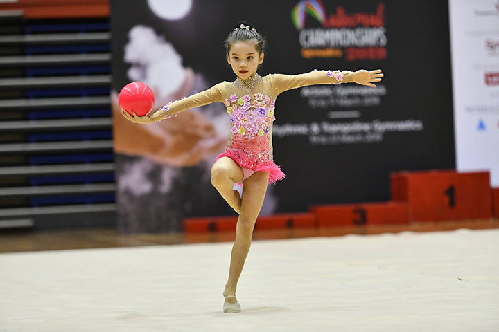 Singapore Gymnastics National Championships 2019 6